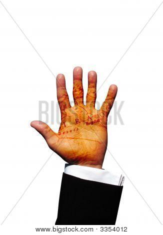 Iraq Hand
