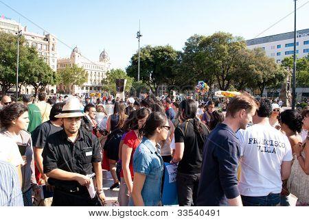 #yosoy132 Barcelona