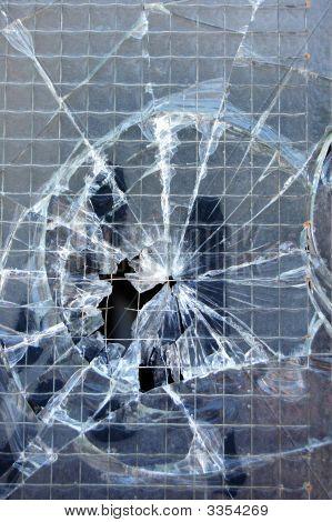 Broken Window Texture