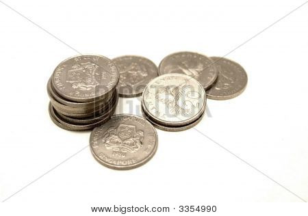 Twenty Cent Coins