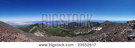 Mountain Top Panorama