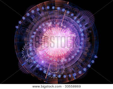 Number Spiral