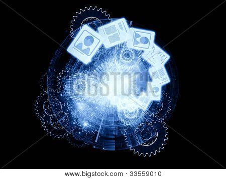 Cluster Of Documents