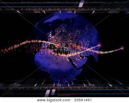 Our Digital Earth