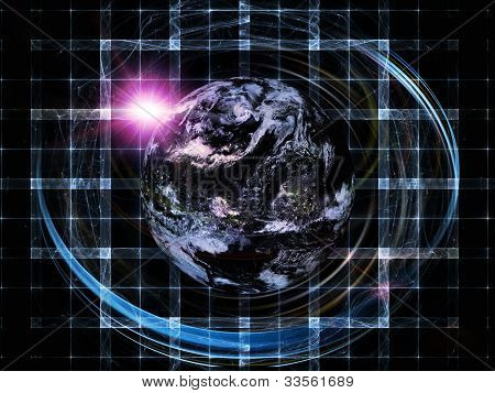 Global Trails Background