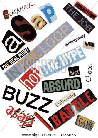 Current Pop Culture Buzz Words