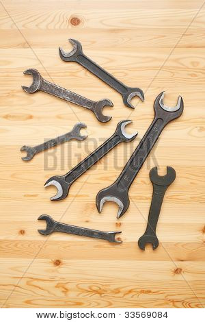 Several Spanners