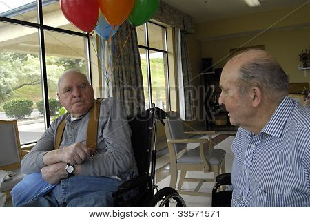 Idaho State/usa _senior 88 Years Celebration