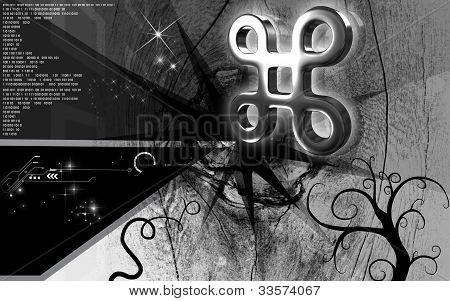 atheist  symbol