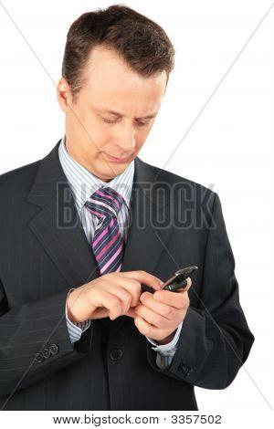 Empresario diales número de teléfono celular