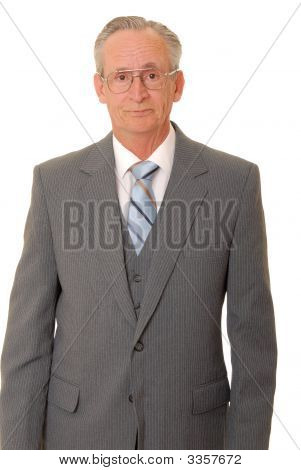 Senior Businessman