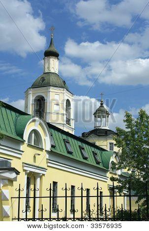 Cúpulas de iglesias