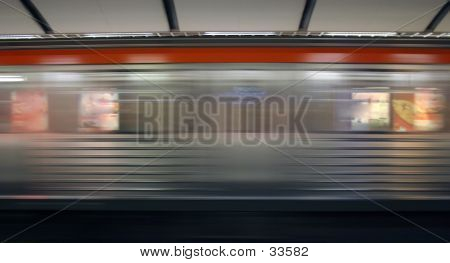 Subway Traffic
