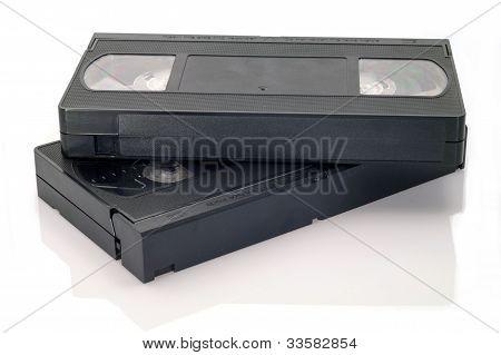 Vhs Video Tape Cassette Videocassette