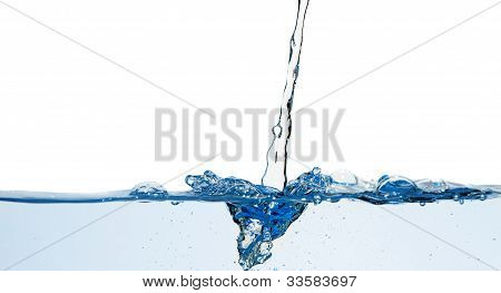 Splashes And Water Waves