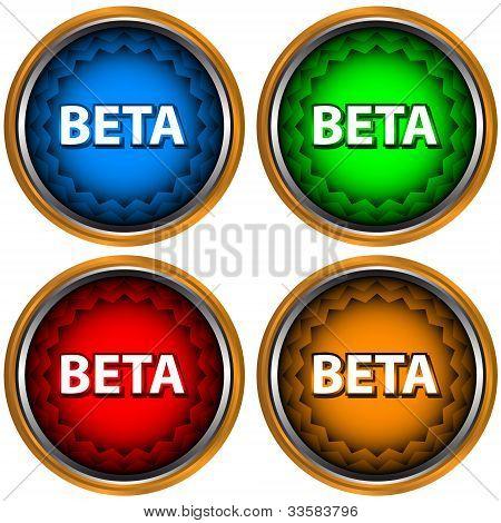 Beta ícones
