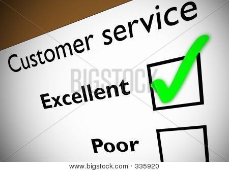 Customer Service Feedback