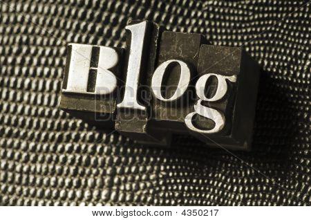 Blog Type