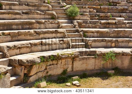 Ephesus Odeon. Turkey