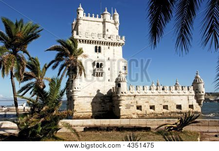 Portugal, Lisbon: Tower Of Belem