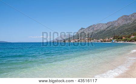 Gradac,Makarska Riviera,Croatia