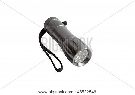 Pocket Lamp Isolated With Path