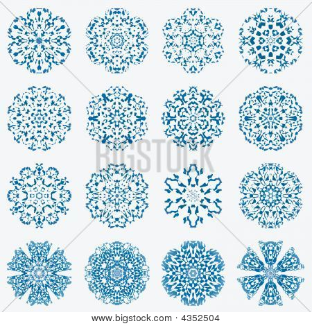 Some Of My Snowflakes