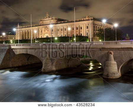 Stockholm, Water Capital of Scandinavia