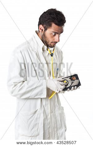 Checking Hard Disk