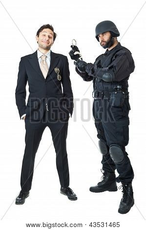 I Will Arrest You
