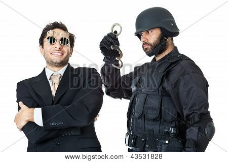 You Can't Arrest Me!