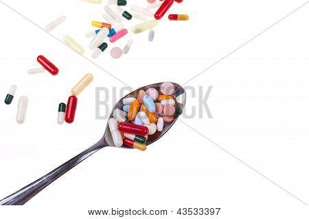Spoon Of Medicines