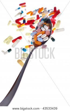 Spoon-o-meds