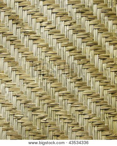 Handcraft Weave Texture Natural Wicker