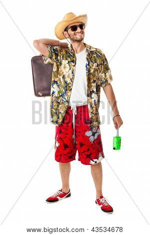 Relaxed Tourist