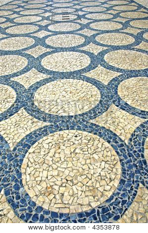 Portugal, Porto: Typical Paving Stone