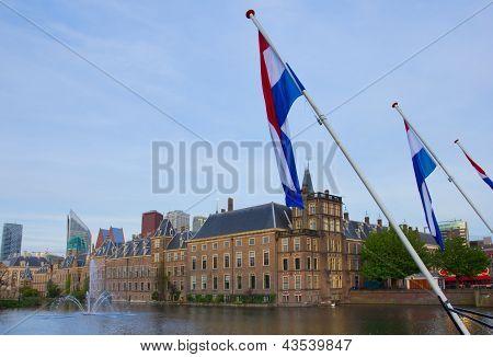 Dutch Parliament, Den Haag, Holland