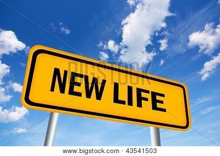 New life sign