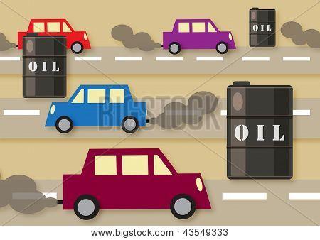 Cars & Oil