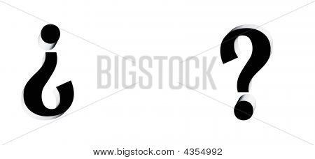 Symbols Of Interrogation