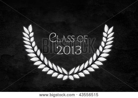 louro de diamante para classe de 2013