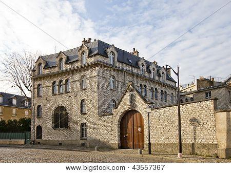 Carmel Monastery Of Montmartre, Paris