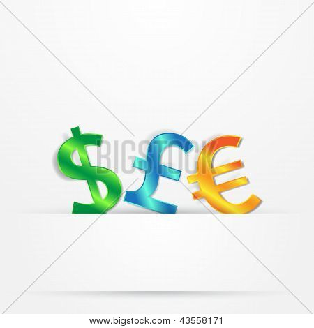 money currency presentation