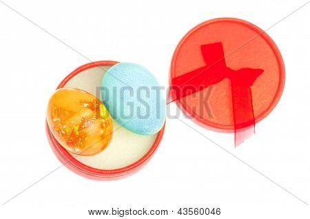Gift Of Two Easter Eggs