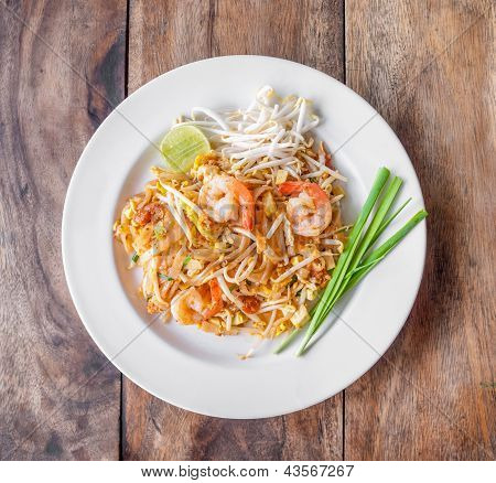 Pad Thai, Stir-fried Rice Noodles