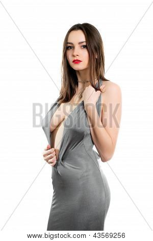 Young Alluring Lady