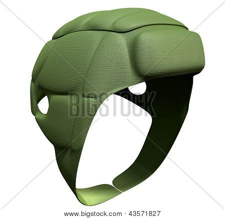 Green Scrum Cap Perspective