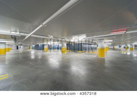 New Parking Garage
