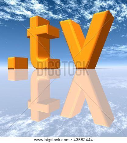 TV Top Level Domain of Tuvalu