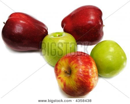 Few Apples